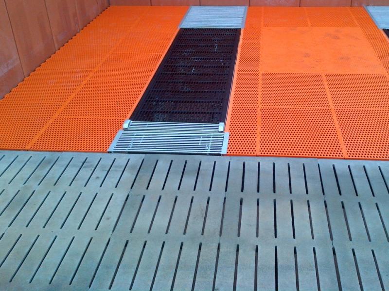 APA floors, beweegbare kraamhokvloeren