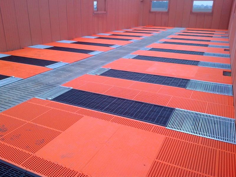 APA Floors roostervloeren